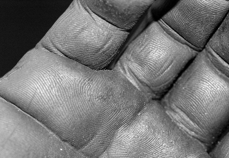 Paumes de main
