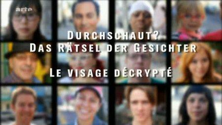 Affiche du film - Le visage décrypté