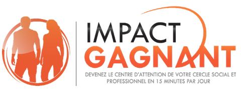 Logo de la formation Impact Gagnant