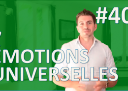 7 émotions universelles