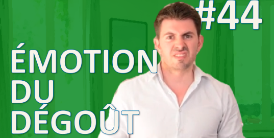 Emotion de Dégout