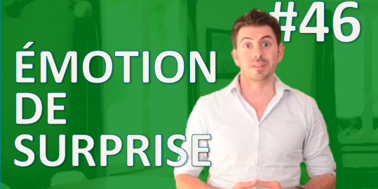 Emotion de surprise