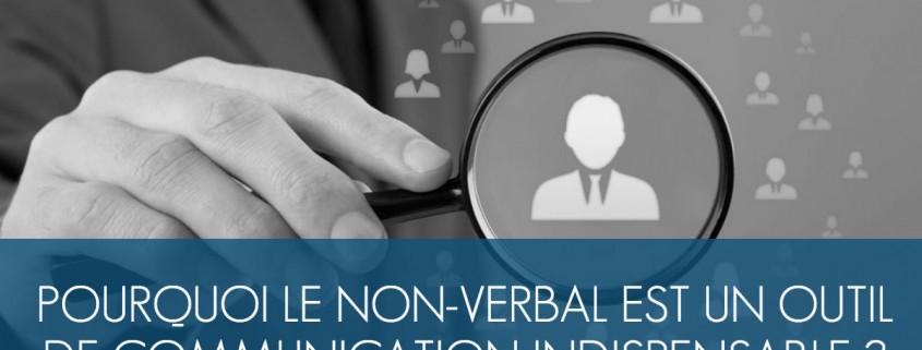 Outil de communication - le non-verbal