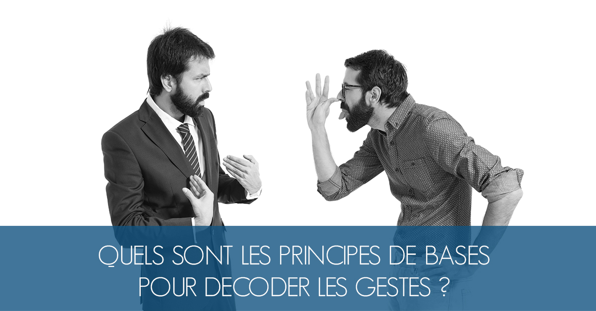 principes base decoder gestes